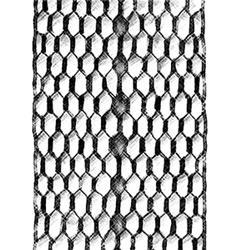 M�che plate pour lampe � p�trole<br>Livr� par 3 m�ches