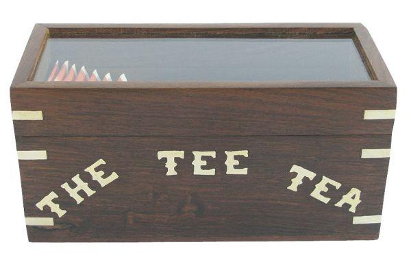 Boîte à thé - décoration marine  - ART DE LA TABLE