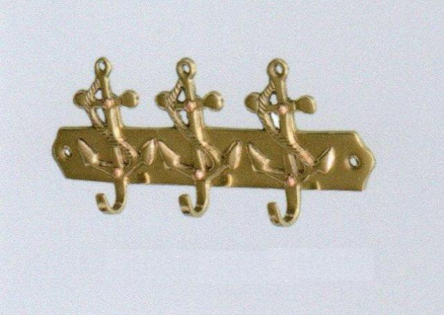 Key support - an anchor - marine accessories - marine decoration