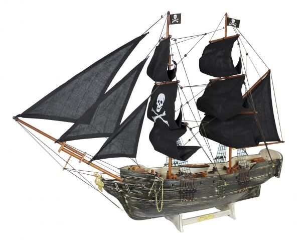Pirate Ship - marine style - marine decoration