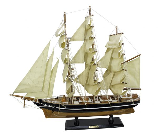Sailboat - Cutty Sark - marine style - marine decoration