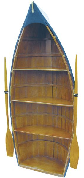 Boat-shaped shelf-boat - marine style - marine decoration