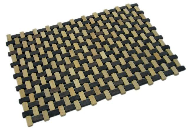 textile pour cuisine table accessoire de table sous plat en bois de silang clair fonc. Black Bedroom Furniture Sets. Home Design Ideas