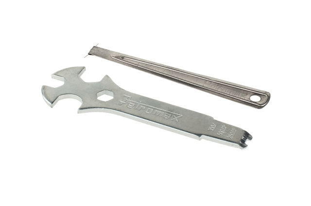 Wrench - cleaning needle for oil lamp PETROMAX - PETROMAX lamps