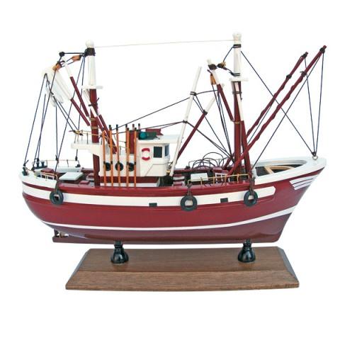 bateau de peche decoration