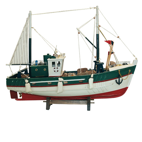Model Ship Cashier - marine style - marine decoration
