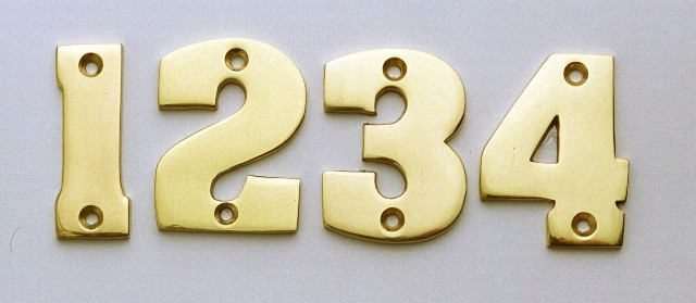 Digit from 0 to 9 - Number 2 - marine accessories - marine decoration