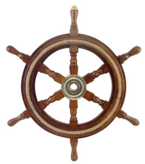 barre roue avec cordage dcoration marine d coration marine decoration maritime barre a roue. Black Bedroom Furniture Sets. Home Design Ideas