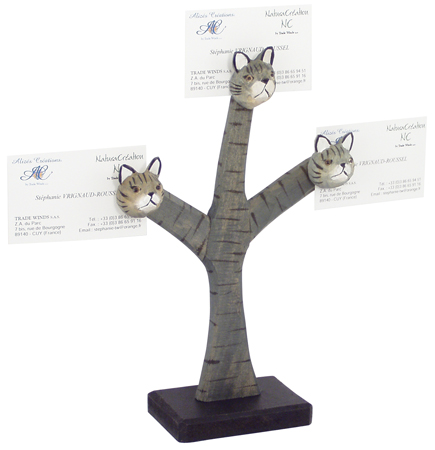 Memo & Photos Cat Tree - marine style - marine decoration