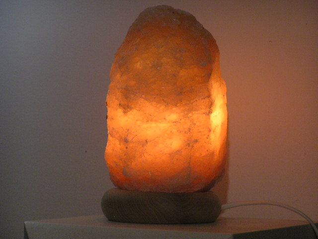 Salt crystal lamps - Salt cristal lamps