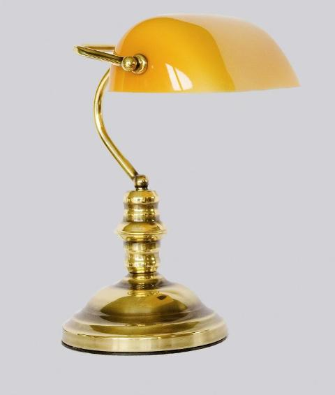 Lampe opaline de bureau collection sea line d coration marine lampe de bu - Lampe ancienne de bureau ...