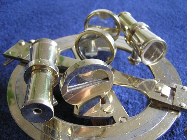 sextant marin