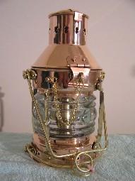 Lampe temp�te